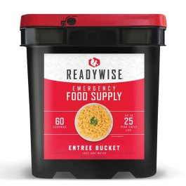 Ready Wise Food 60 Serving Entree Bucket