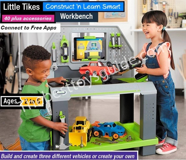earning toys for 4 year old boy