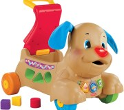 Fisher-Price Laugh & Learn Stride-to-Ride Puppy