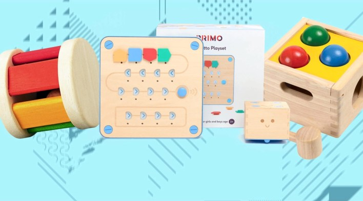 Best Toys For Infants Birth