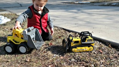 Best Toy Trucks For 2 year