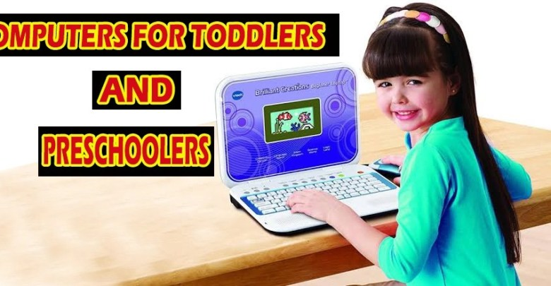 computers for toddlers and preschoolers