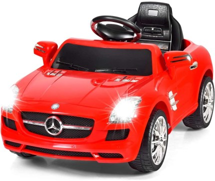 What Are The Best Remote Control Cars For Toddlers to Ride In?