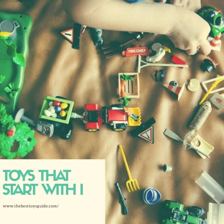 toys that start with i for show and tell