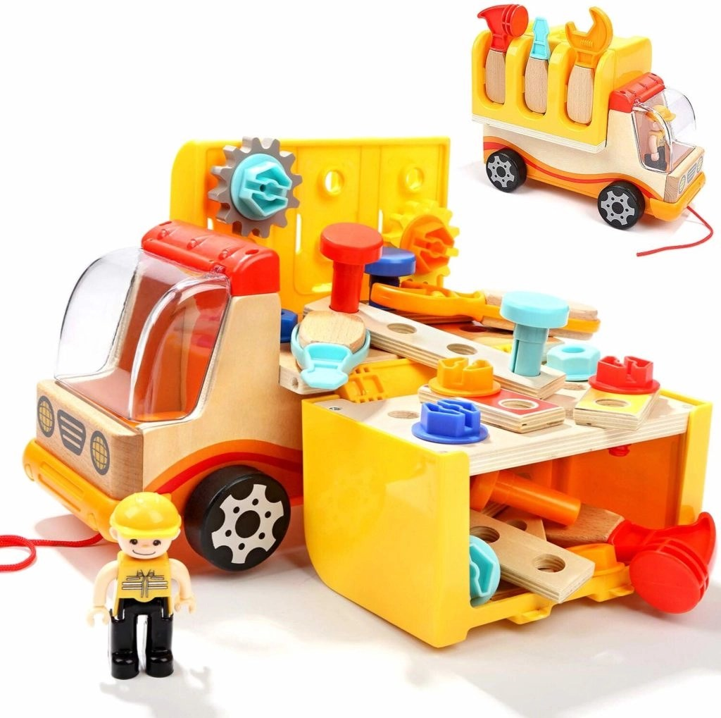 Top Bright Toddler Tools Set