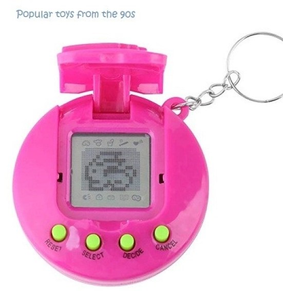 Popular toys from the 90s