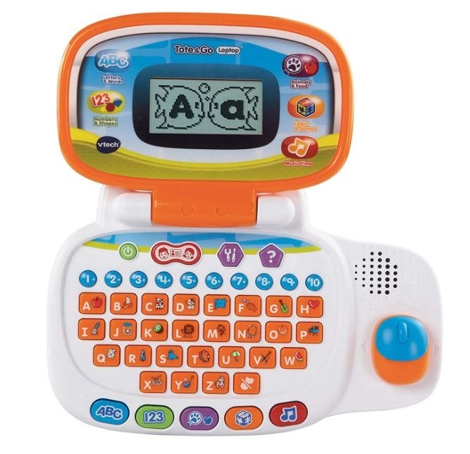 Toy computer for baby