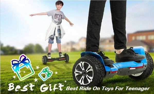 Best ride on toys for teenager