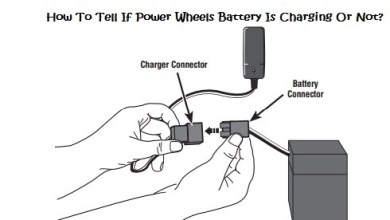 How To Tell If Power Wheels Battery Is Charging