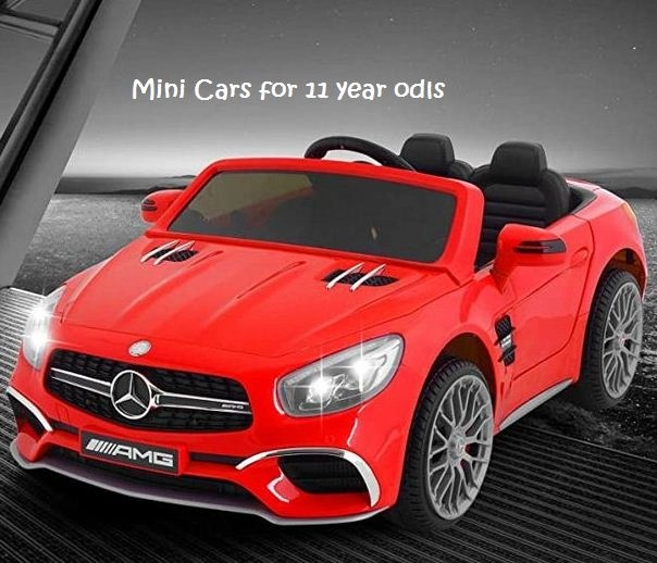 Mini Cars for 11 year olds