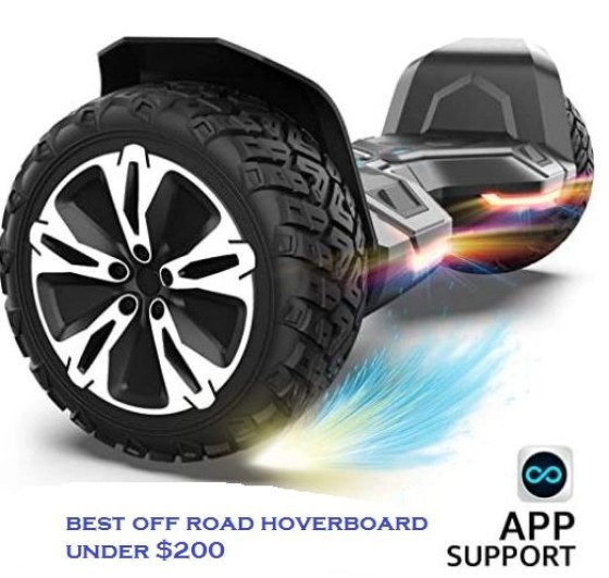 best off road hoverboard under $200