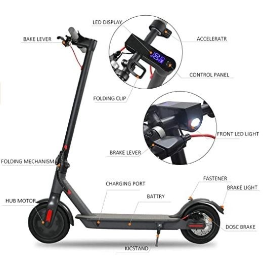 electric scooter for adults uk