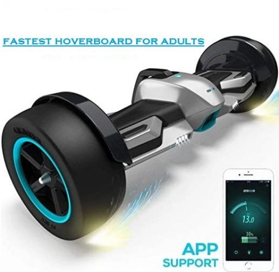 fastest hoverboard for adults