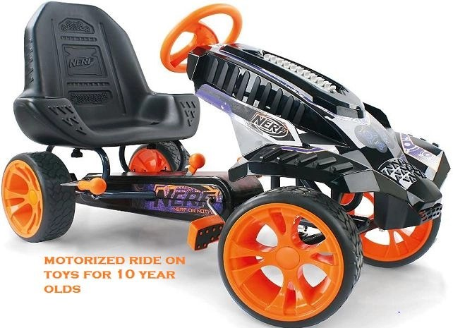 motorized ride on toys for 10 year olds