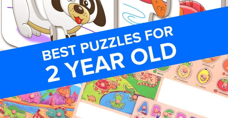 Best Puzzles For 2 Year Old Kids in 2020