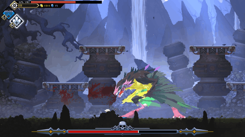 Foregone Review - Boss Battle Against Big Enemy Project Hera