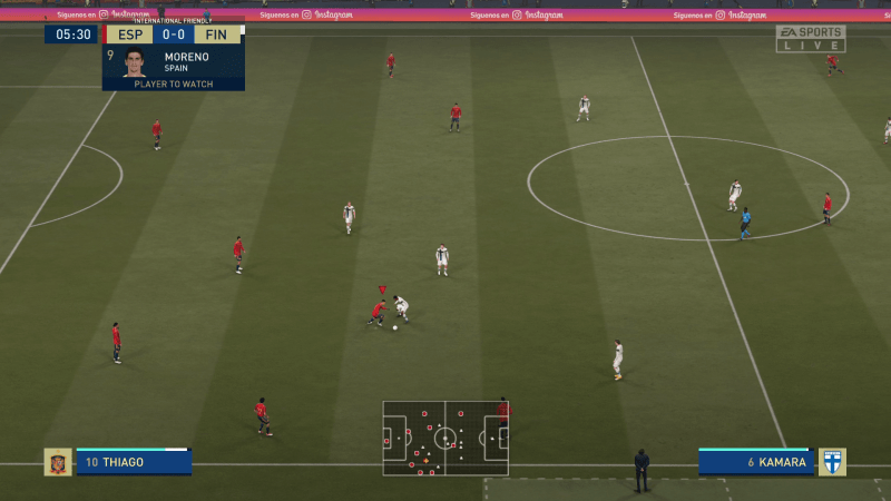 The new 'Agile Dribbling' ability in FIFA 21 leaves defenders in the dust!