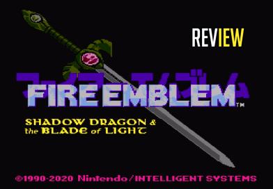 Fire Emblem: Shadow Dragon & The Blade of Light – FIRST FIRE EMBLEM! – Review