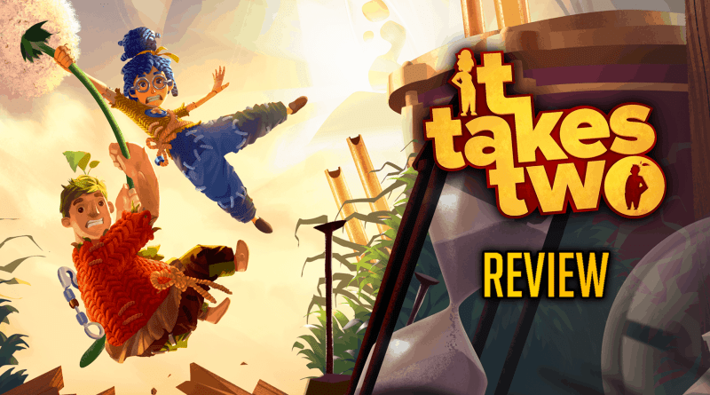 It Takes Two Review – THE BEST CO-OP GAME?