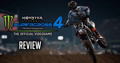 Monster Energy Supercross 4 Review – A BUMPY RIDE!