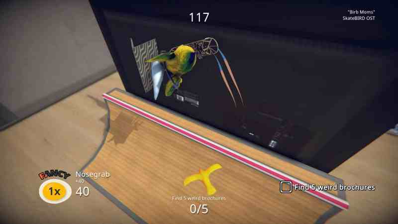 SkateBIRD Review - Collect-A-Thon