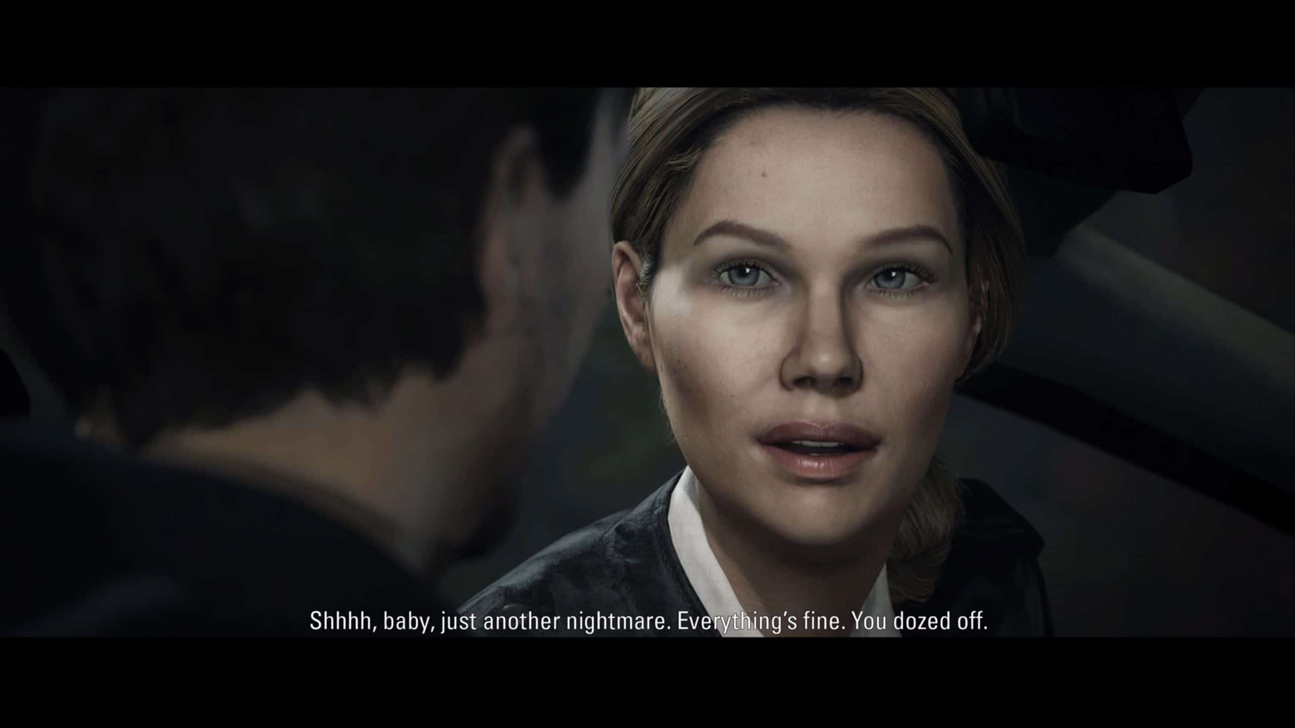 Alan Wake Remastered - Alice's character model in the remaster
