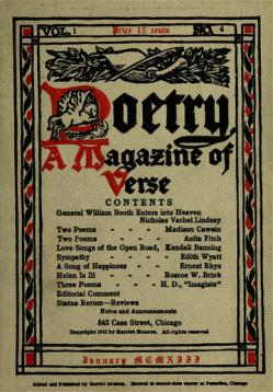 Poetry mag