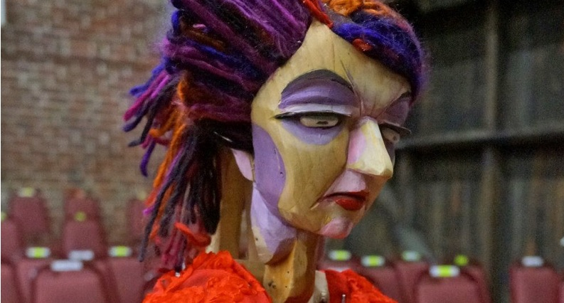 H. D. marionette