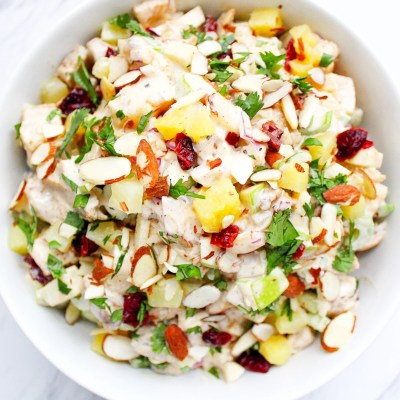 Curry Chicken Salad – Paleo and Whole 30