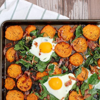 Sheet Pan Breakfast – Paleo and Whole 30