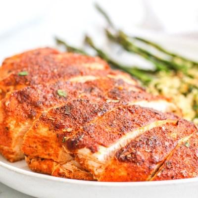 Easy Chicken Spice Rub – Paleo, Sugar Free