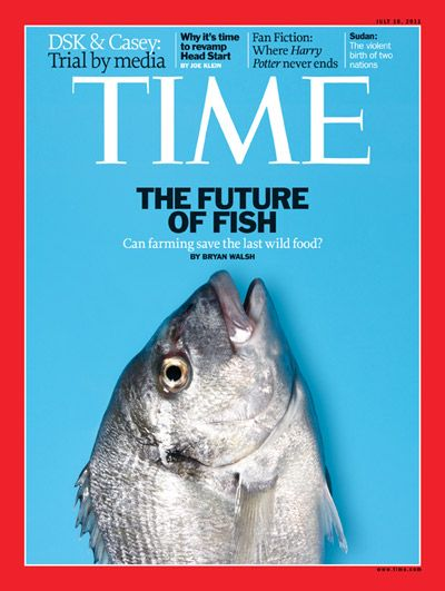 Time Magazine The Future of Fish