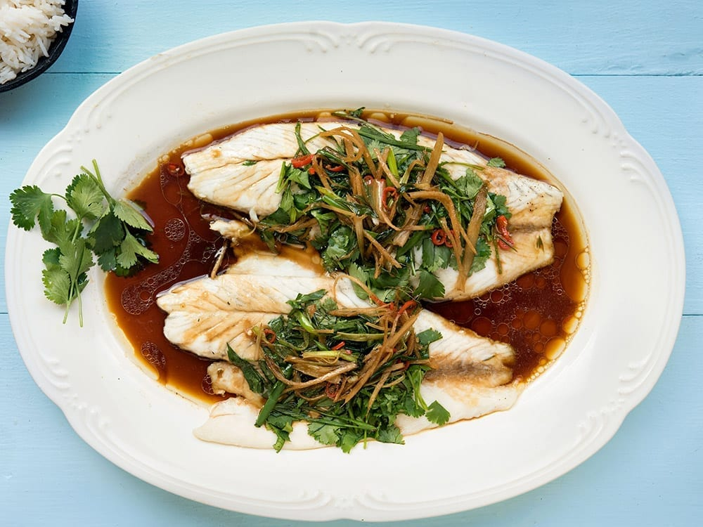 Australis Barramundi Must-Try Barramundi Recipes from Around the World - Steamed