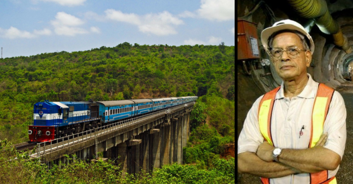 Konkan Railway's Incredible yet Little Known Indian Success Story