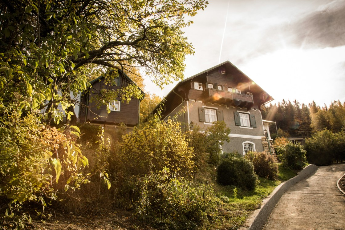 The Better Places Escape from Vienna Villa Antoinette at Semmering