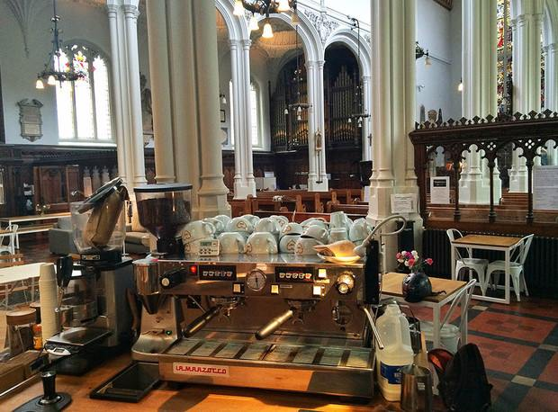 host cafe london church cafe the better places travel blog coffee shop london