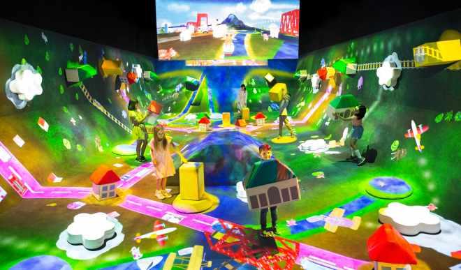 thebetterplaces_digitalmuseumtokyo_Main_Inverted Globe