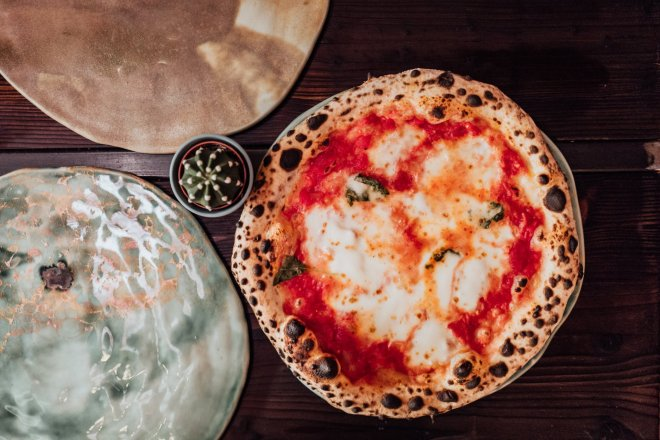 Best Pizzeria Hamburg Tazzi Pizza restaurant The Better Places Travelblog Foodblog