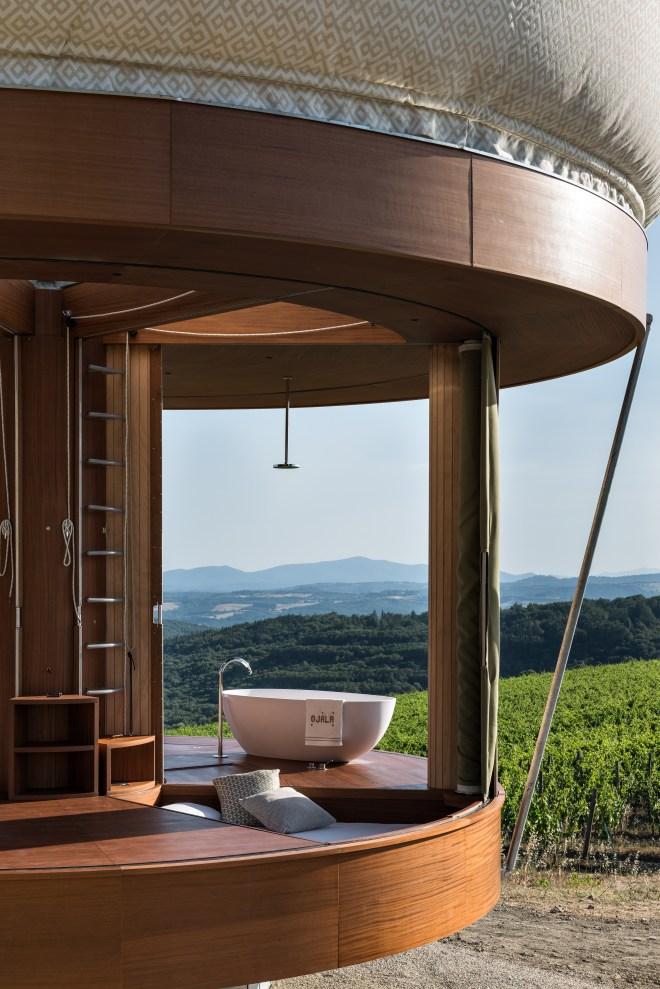 Tiny House Casa Ojala Tuscany Design The Better Places