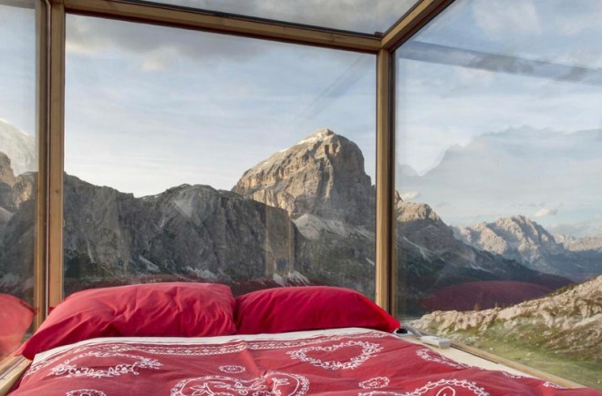 Glass Hotel Starlight Room Italy the Better places