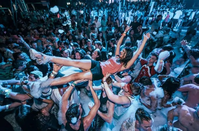 Resultado de imagen de cancun spring break nightlife