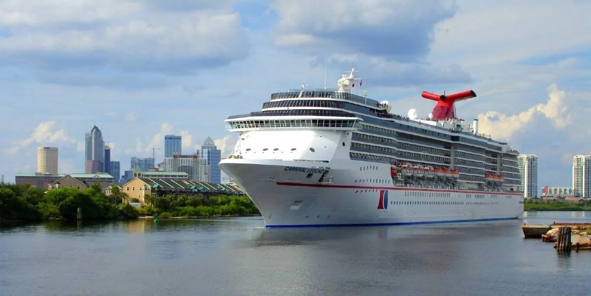 Best cruises from Tampa port