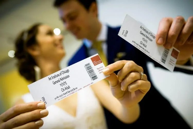 Art Institute of Chicago tickets