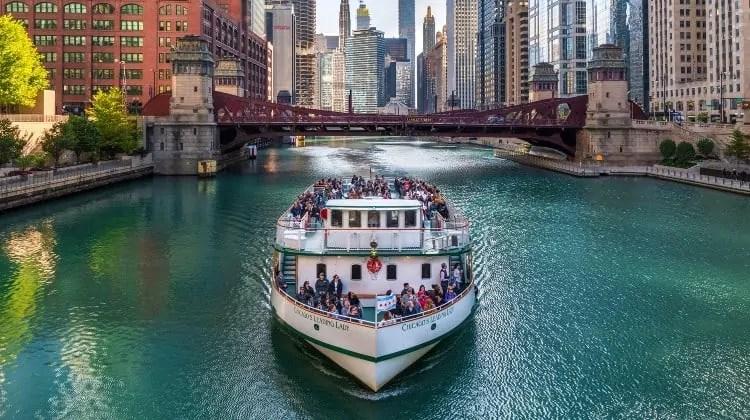 CAFC Architecture River Cruise