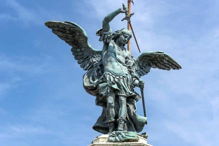 Archangel St. Michael Castel Sant'Angelo