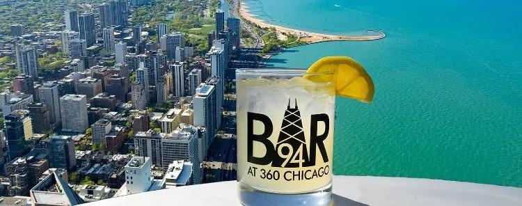 Bar 94 at 360 Chicago