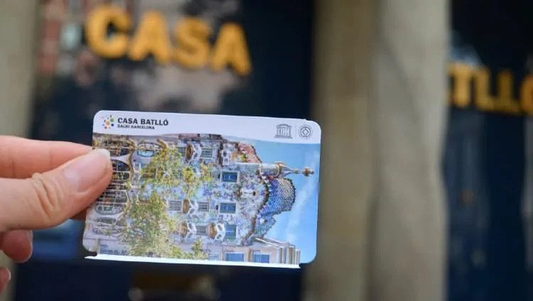 Casa Batllo tickets