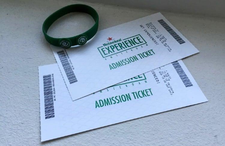 Heineken Experience tickets