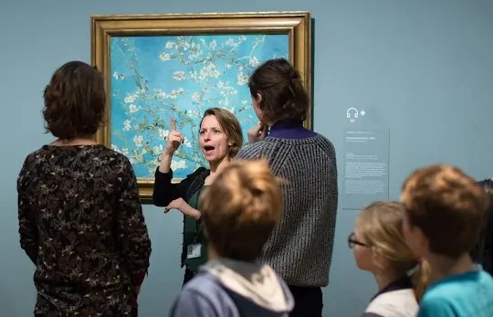 Van Gogh Museum Guided tour