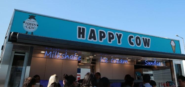 Happy Cow at Hong Kong Wheel
